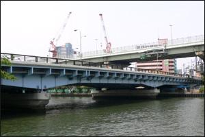大川 大阪八百八橋
